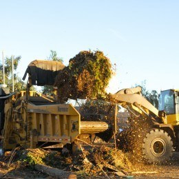 Green Waste Recycling, Roseville, CA