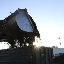 Wood Recycling, Lincoln, CA